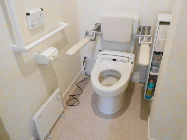 デイサービス・トイレ